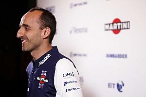WEC Actualités Kubica pourrait courir en LMP1 avec Manor dès 2018