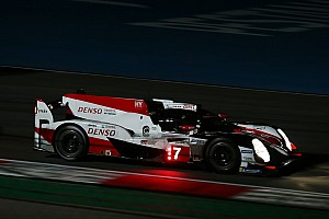Le Mans Breaking news Three-wheel test part of Toyota Le Mans preparation