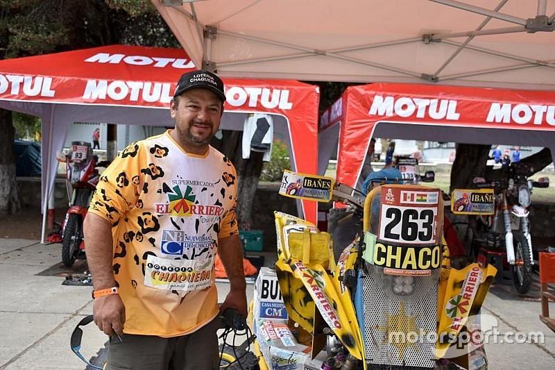 """Dakar: il """"giaguaro"""" Carlos Alejandro Verza è uno degli eroi Motul"""