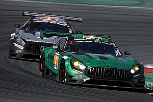 Endurance Race report Black Falcon takes outright win at the 24H Dubai in 2018