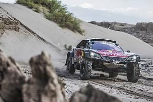 Dakar Nieuws Sainz met samengeknepen billen naar finish door technisch probleem