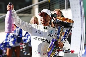 アメリカGP決勝:ハミルトン完勝でタイトル王手。ベッテル久々の表彰台
