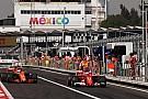 Formel 1 2017 in Mexiko: Die Startaufstellung in Bildern