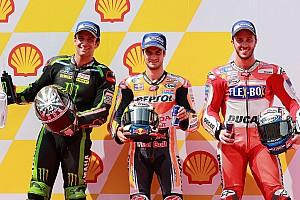 MotoGP Qualifying report Malaysian MotoGP: Pedrosa snatches pole as Marquez falters