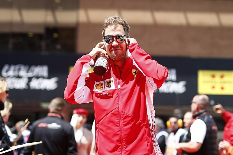 Moped-Mechaniker Vettel: