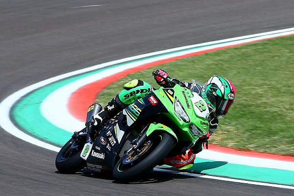 Supersport Breaking news Carrasco takes historic SSP300 points lead at Imola