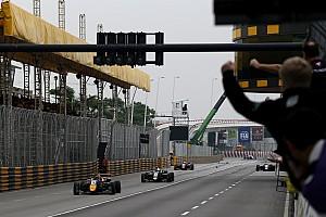 F3 Special feature Watch Macau GP's craziest-ever finish