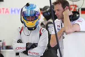 WEC News Fernando Alonso über Toyota TS050: