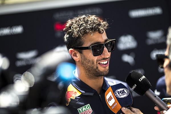 Formula 1 Breaking news Ricciardo: