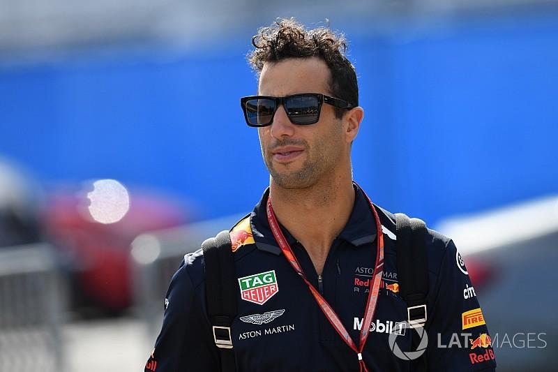 Ricciardo sería
