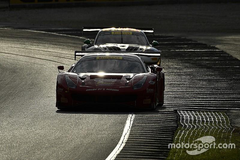 Utah PWC: Ferrari aces dominate SprintX GT after Bentleys flop