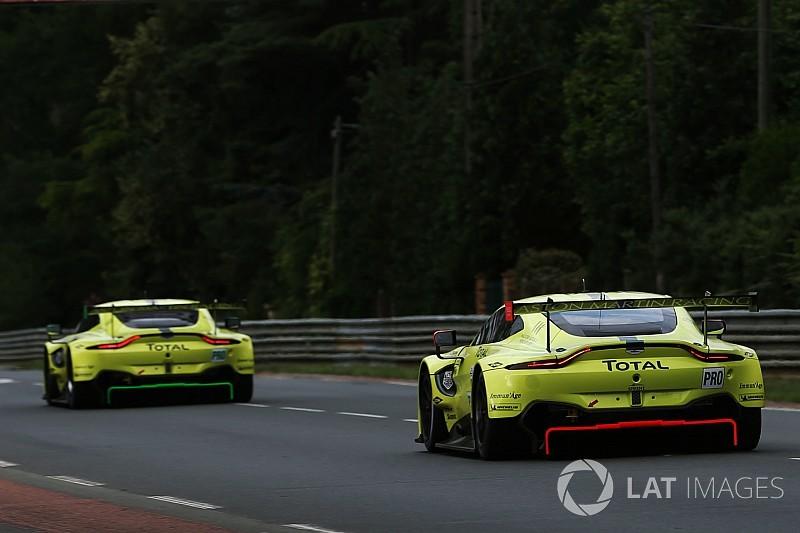 Aston Martin reduciría su alineación de WEC para Fuji