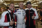 Porsche admits Bruni's provisional pole time lucky