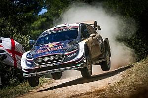 WRC Actualités Carnet de pointage oublié : Ogier et Ingrassia sous enquête