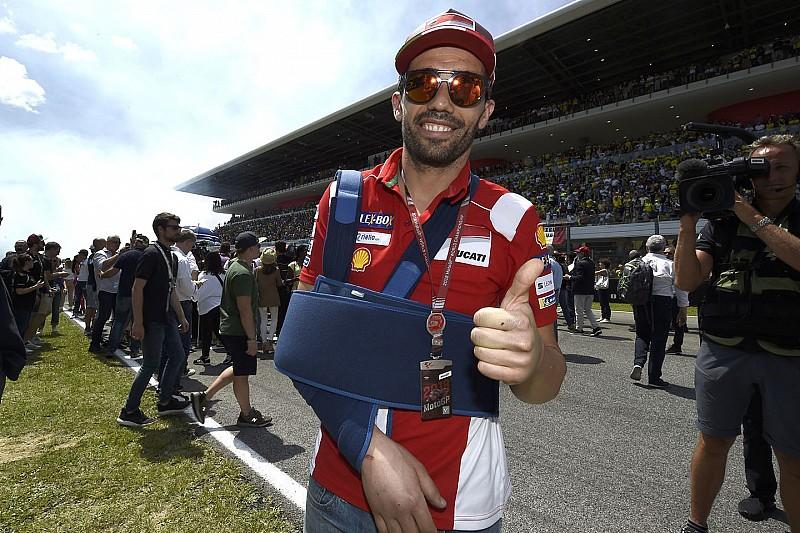 L'airbag diventa obbligatorio anche per le wild card in MotoGP dopo l'incidente di Pirro