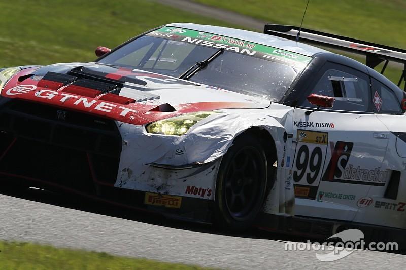 富士24時間レース残り4時間、99号車GT-Rが再びトップへ