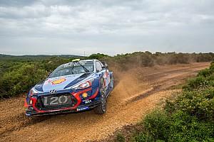 WRC Résumé de spéciale ES2 à 5 - Mikkelsen et Neuville installent Hyundai en tête