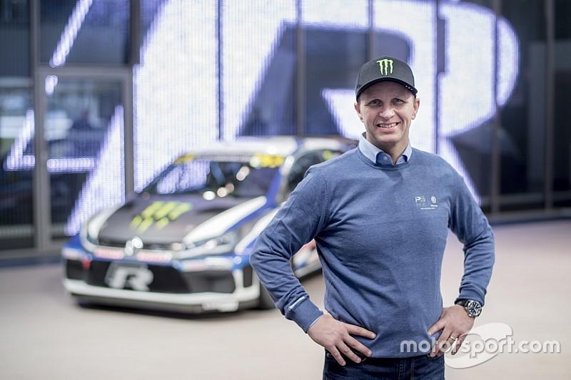Petter Solberg und das WRC-Comeback: