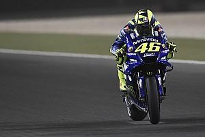 MotoGP Reactions Em 8º, Rossi teme desgaste de pneus durante a corrida