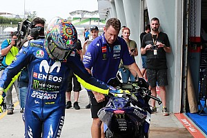 MotoGP Noticias de última hora Yamaha reconoce que escucha más a Rossi que a Viñales