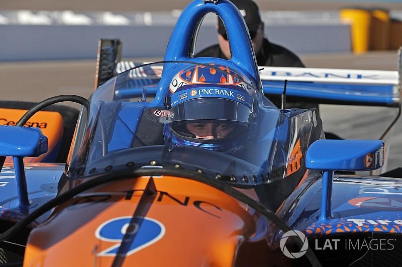 """IndyCar windscherm """"wellicht niet voor dit jaar"""""""