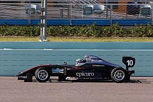 Pro Mazda Race report Indy GP MRTI: Scott, Thompson, Baron, Kirkwood take the wins