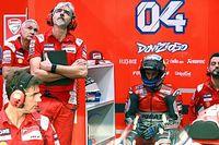 Dovizioso no descarta tomarse un año sabático si Ducati no le convence