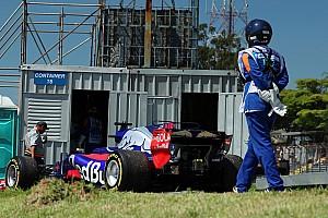 Formula 1 Breaking news Toro Rosso balas tudingan Renault tentang mesin