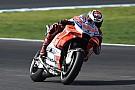 New Ducati parts bringing Lorenzo