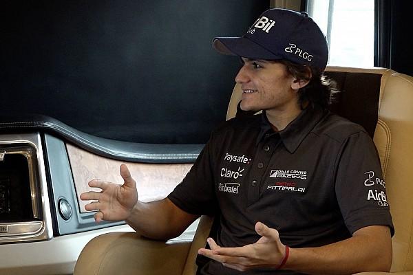 Fórmula 1 Últimas notícias VÍDEO: Em conversas com Haas, Pietro fala sobre futuro na F1