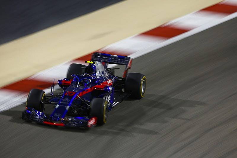 Президент Honda розплакався після 4-го місця Гаслі в Бахрейні