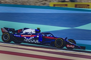 Формула 1 Интервью В Toro Rosso раскрыли причины прогресса в Бахрейне