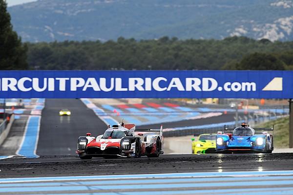 Toyota advantage like allowing one F1 team a V12 - Aleshin