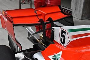 Fórmula 1 Análisis Ferrari y Mercedes se enfrentarán en Bakú con nuevos alerones traseros