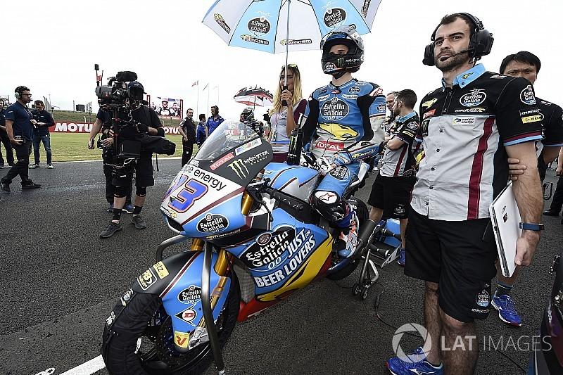 Musim keempat di Moto2, Marquez termotivasi