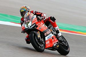World Superbike Crónica de Carrera  Davies se impuso en Aragón