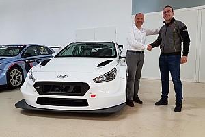 TCR Italia Ultime notizie Nicola Baldan difenderà il titolo con la nuova Hyundai di Pit Lane