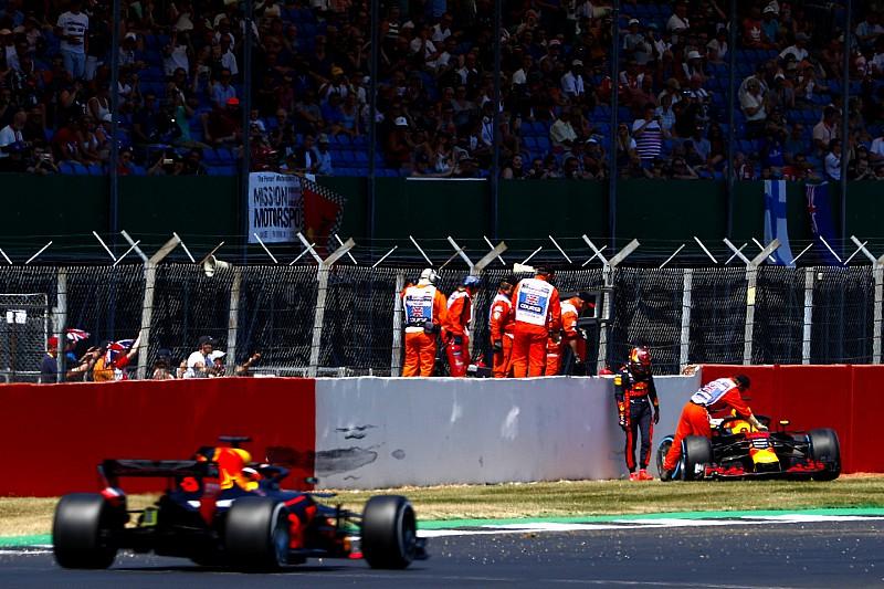 Verstappen: Pole mücadelesinde olmayacağız