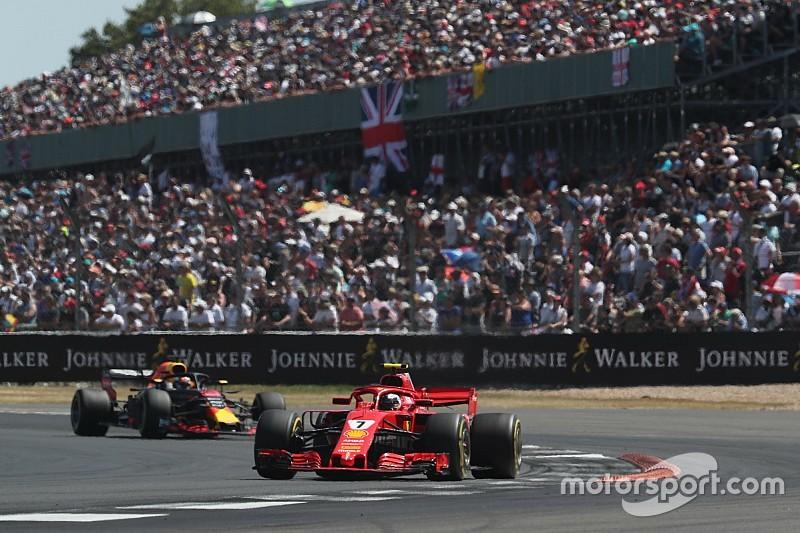 F1 sugere que GP da Grã-Bretanha pode deixar Silverstone