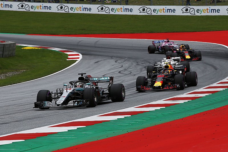 Formel 1 Österreich 2018: Hamilton & Vettel (fast) auf Augenhöhe