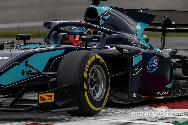 Новачку Toro Rosso Албону довелося «молити» DAMS за місце в Ф2 у 2018 році