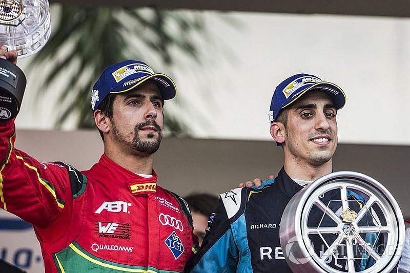 Monaco ePrix: Buemi holds off di Grassi for season's fourth win