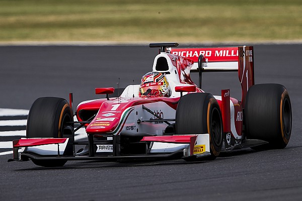 FIA F2 Qualifying report F2 Silverstone: Leclerc cetak pole keenam, Gelael bermasalah