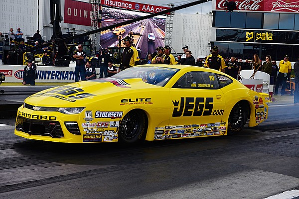 Torrence, Wilkerson And J. Coughlin Jr. secured No. 1 qualifying positions at Bristol Dragway
