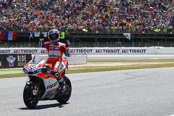 MotoGP Andrea Dovizioso: 2 Ducati-Siege in Folge