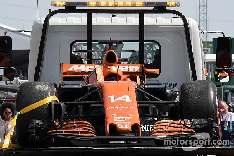 McLaren буде скрутно без Honda - Вотсон