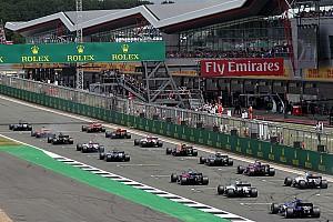 F1成为2017年社交媒体发展速度最快运动