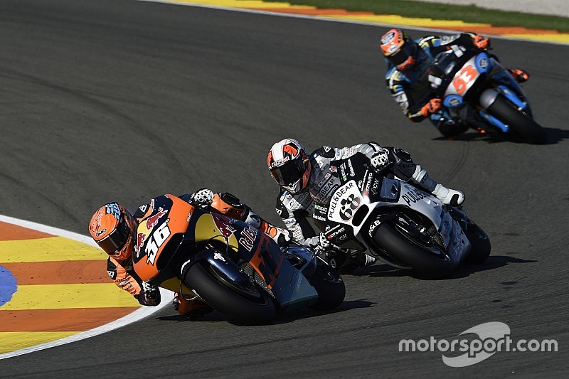 "Kallio: Valencia race proves KTM isn't ""miles away"""