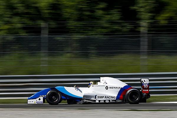 Eurocup Monza: Shwartzman juara, Presley P16 di Race 1 penuh insiden