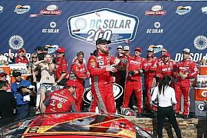 NASCAR XFINITY Reporte de la carrera Allgaier termina racha sin triunfo en Xfinity; Suárez abandona por choque